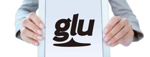 広告レポート自動化(glu)